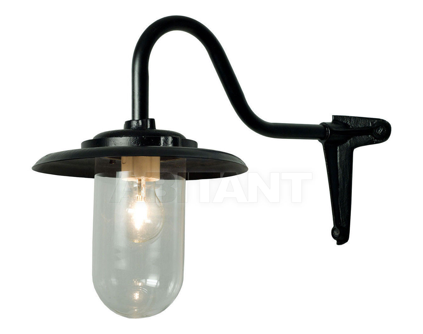 Купить Фонарь Davey Lighting Wall Mounted Lights 7677/BL/100C/SC