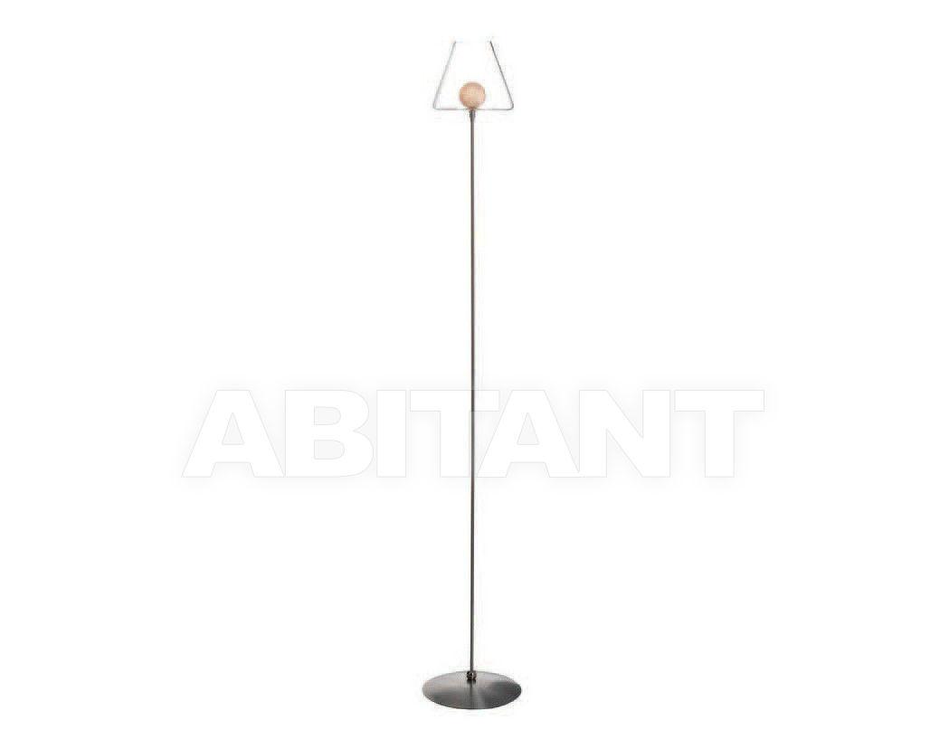 Купить Лампа напольная Harco Loor Design B.V. 2010 OYSTER FL 1- M