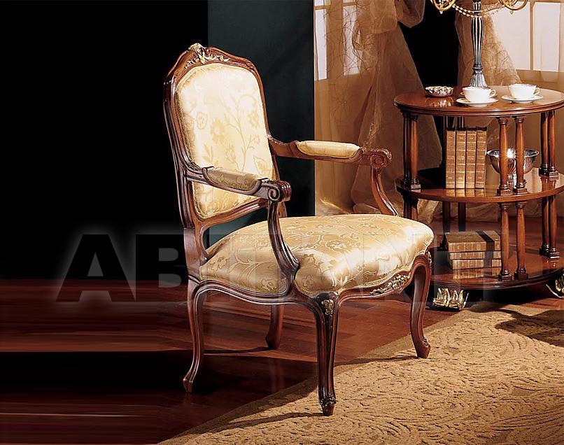 Купить Стул с подлокотниками Sanvito Angelo Italian Classic Style 3320 POLTRONCINA