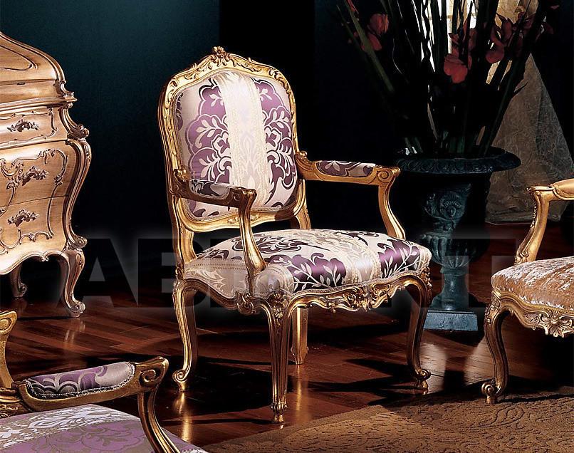 Купить Стул с подлокотниками Sanvito Angelo Italian Classic Style 3335 POLTRONA