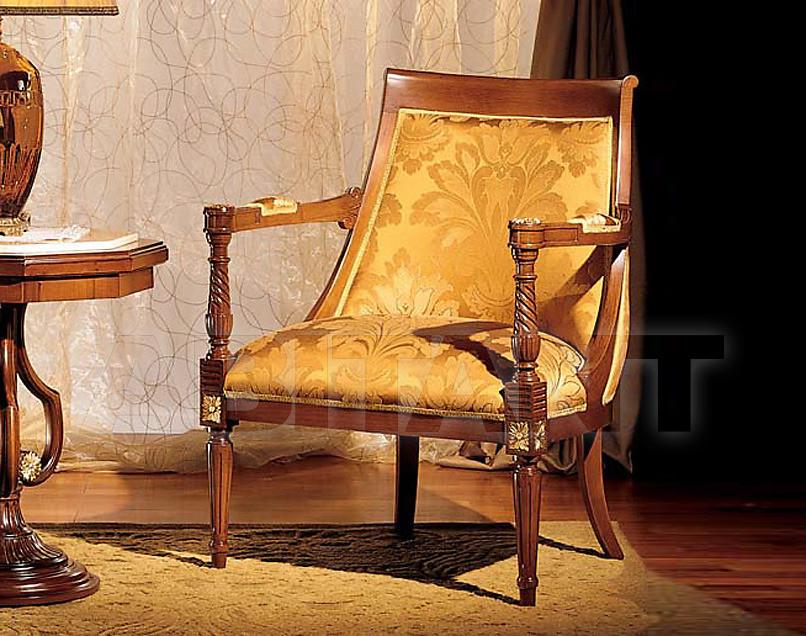 Купить Кресло Sanvito Angelo Italian Classic Style 3350 POLTRONA