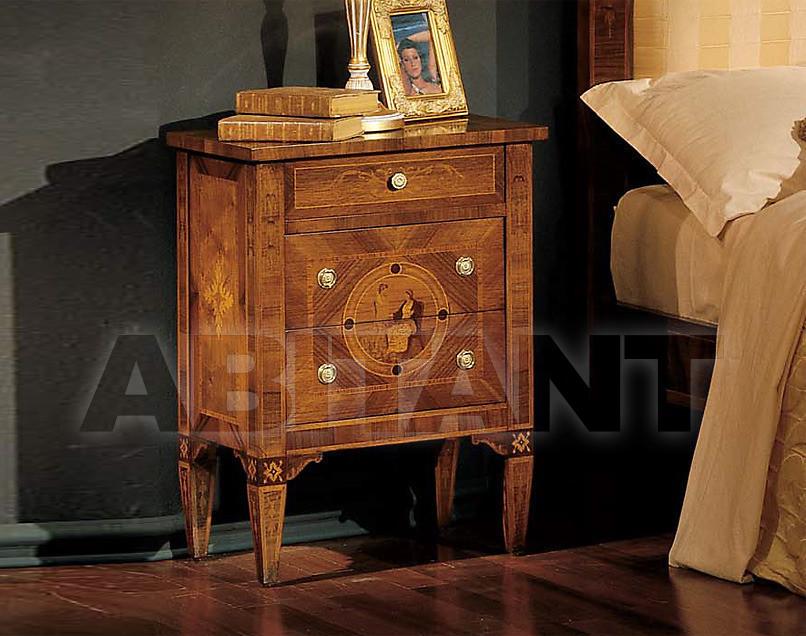 Купить Тумбочка Sanvito Angelo Italian Classic Style 3360 COMODINO