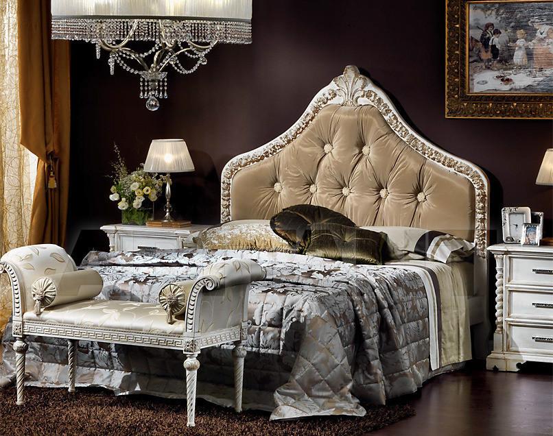 Купить Кровать Sanvito Angelo Italian Classic Style 3410 LETTO