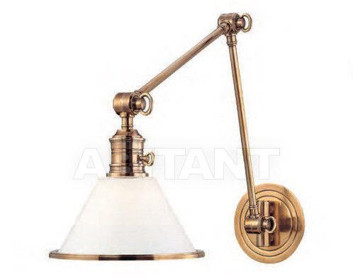 Купить Светильник настенный Hudson Valley Lighting Standard 8333-AGB