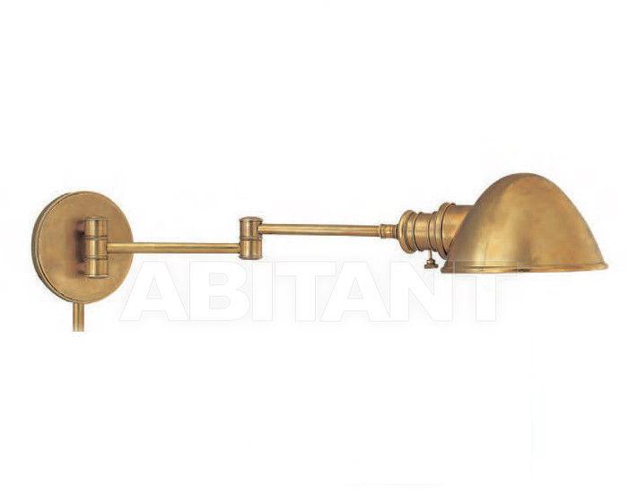 Купить Светильник настенный Hudson Valley Lighting Standard 6931-AGB