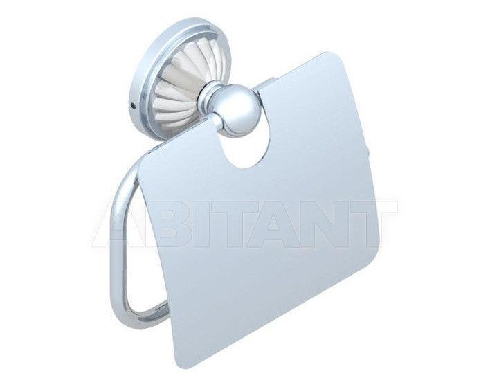 Купить Держатель для туалетной бумаги THG Bathroom U1E.538AC Mandarine satin crystal