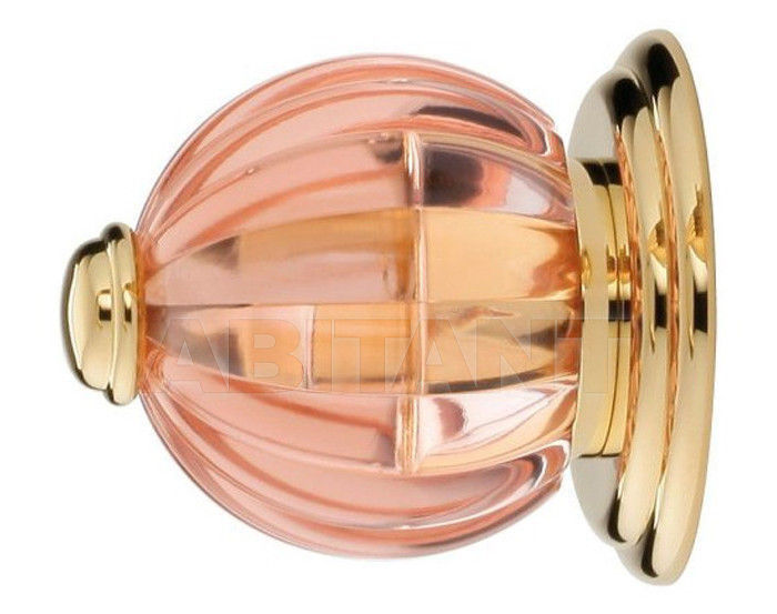 Купить Вентиль THG Bathroom U1F.30 Mandarine cristal rosalin