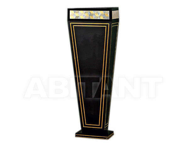 Купить Кашпо Vismara Design Mosaik VASE 125 - MOSAIK Black