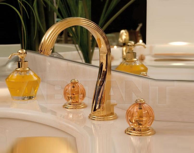 Купить Смеситель для раковины THG Bathroom U1F.151 Mandarine cristal rosalin