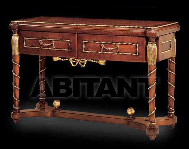 Купить Консоль SCETTRO Isacco Agostoni Contemporary 1021 CONSOLE WITH 2 DRAWERS