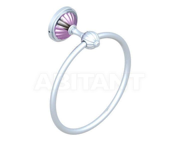 Купить Держатель для полотенец THG Bathroom U1F.504N Mandarine cristal rosalin