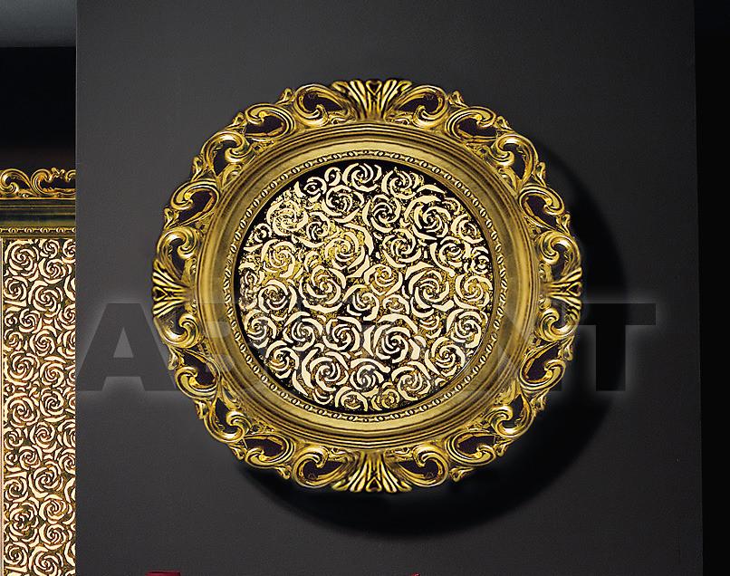 Купить Картина Vismara Design Baroque BODY ROUND LIGHT-BAROQUE