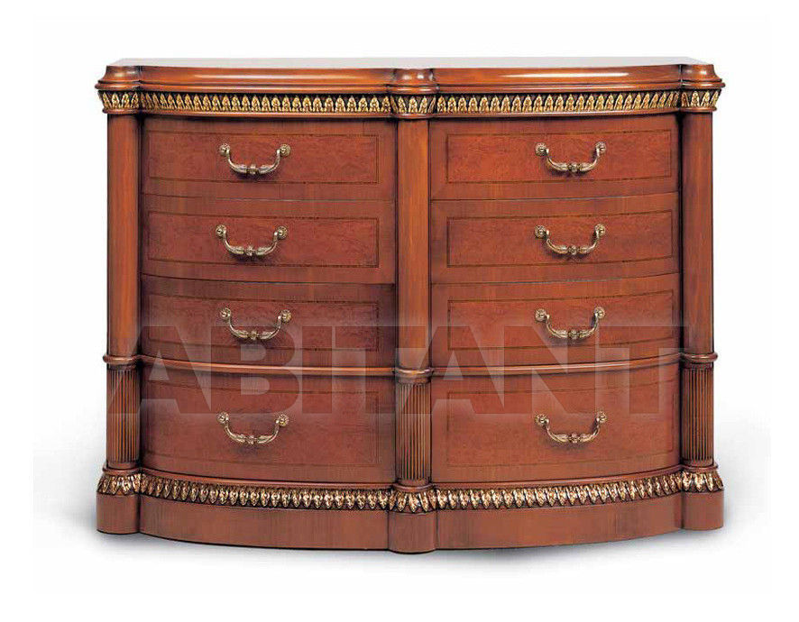 Купить Комод DUCALE Isacco Agostoni Contemporary 1004 CHEST OF DRAWERS