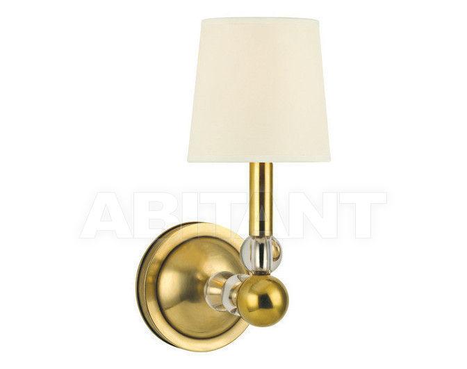 Купить Светильник настенный Hudson Valley Lighting Standard 3100-AGB