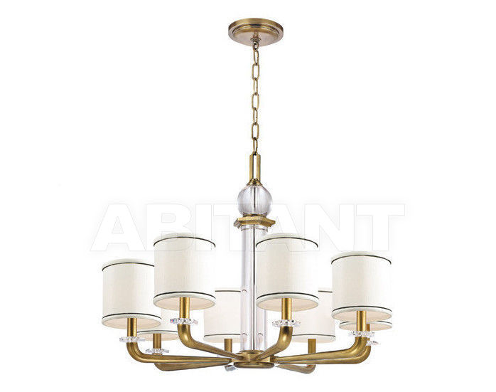 Купить Люстра Hudson Valley Lighting Standard 5328-AGB