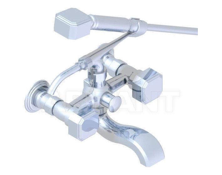 Купить Смеситель для ванны THG Bathroom A18.13B Médicis métal