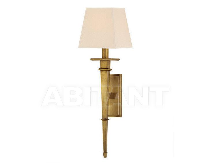 Купить Светильник настенный Hudson Valley Lighting Standard 230-AGB