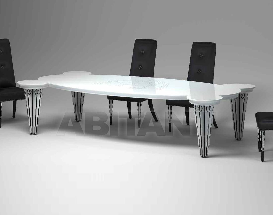 Купить Стол обеденный ONDADOPONDA Isacco Agostoni Contemporary 1295 RECTANGULAR DINING TABLE