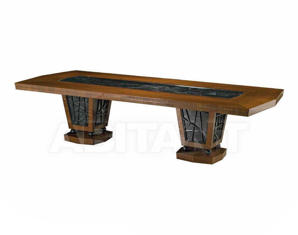 Купить Стол обеденный KAOS Isacco Agostoni Contemporary 1293 RECTANGULAR DINING TABLE