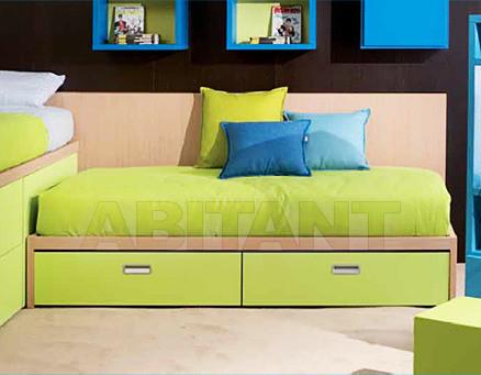 Купить Кровать детская Dear Kids s.n.c. Compact C2C1096BL