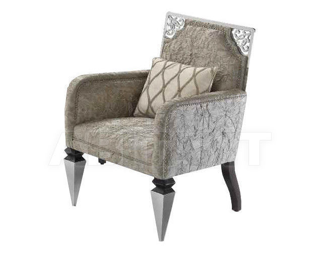 Купить Кресло FRAMMENTI Isacco Agostoni Contemporary 1299 ARMCHAIR
