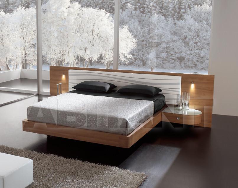 Купить Кровать Artigian Mobili Forme Nella Notte GLH 063 N