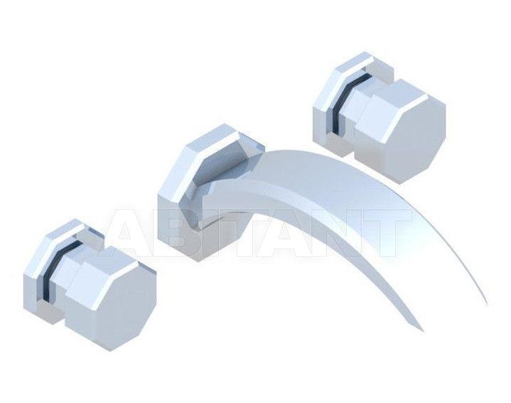 Купить Смеситель для раковины THG Bathroom J06.20GA Pullman