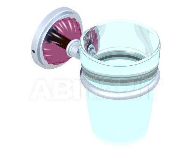 Купить Стаканодержатель THG Bathroom U1P.536 Nizua cristal rosalin satin