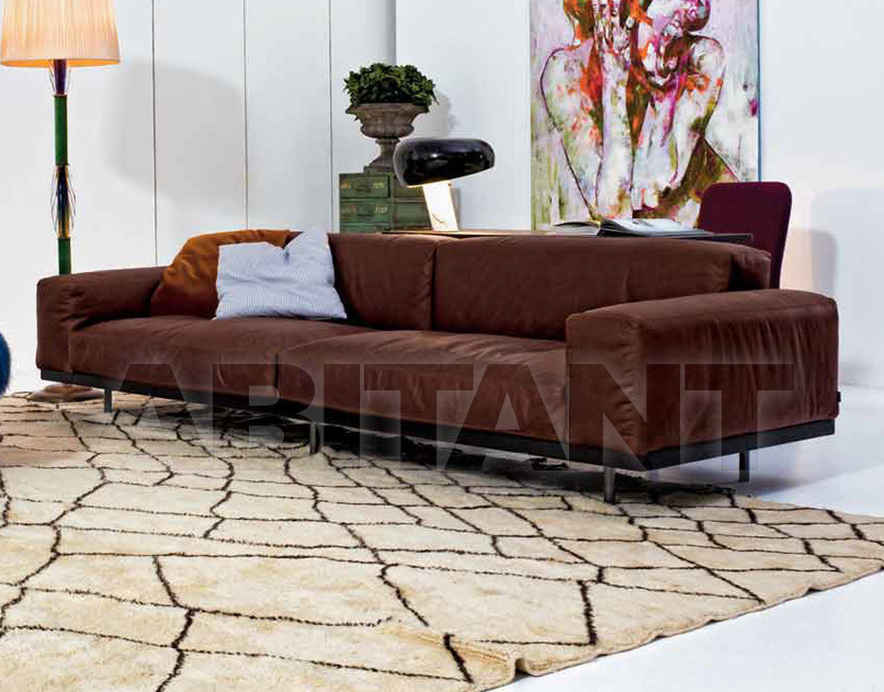 Купить Диван Arflex Estero 2012 2106 brown