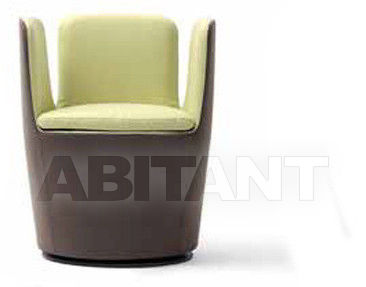 Купить Стул с подлокотниками Arflex Estero 2012 11569 brown