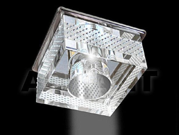 Купить Встраиваемый светильник Gumarcris  Crystal Spot Lights 2411CR