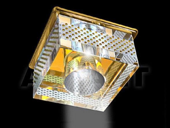 Купить Встраиваемый светильник Gumarcris  Crystal Spot Lights 2413OR