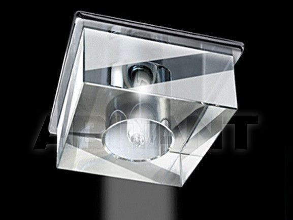 Купить Встраиваемый светильник Gumarcris  Crystal Spot Lights 2031CR