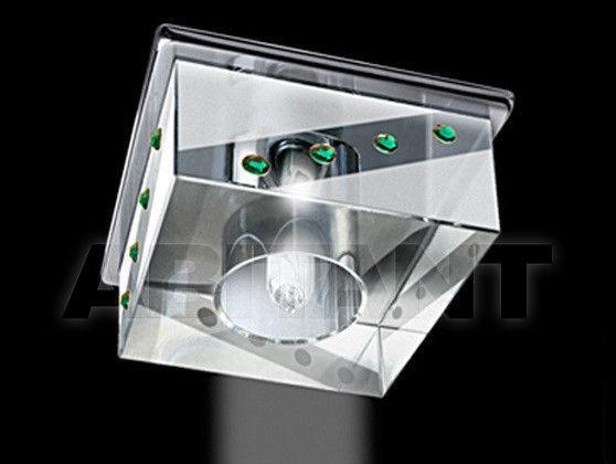 Купить Встраиваемый светильник Gumarcris  Crystal Spot Lights 2035CR