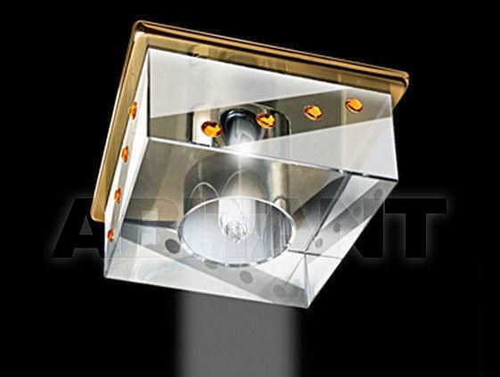Купить Встраиваемый светильник Gumarcris  Crystal Spot Lights 2036OR