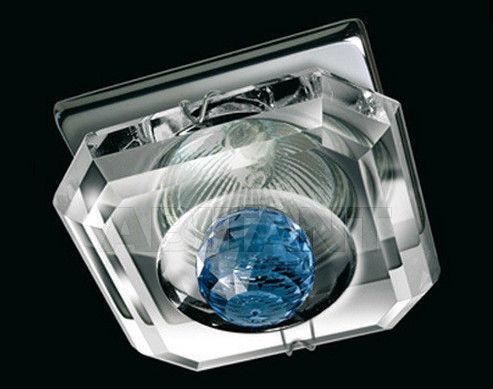 Купить Встраиваемый светильник Gumarcris  Crystal Spot Lights  1391CR