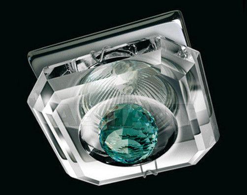 Купить Встраиваемый светильник Gumarcris  Crystal Spot Lights 1394CR