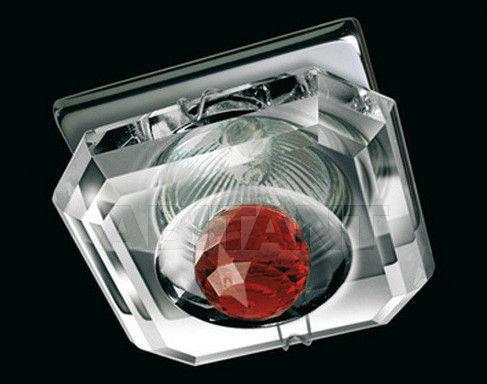 Купить Встраиваемый светильник Gumarcris  Crystal Spot Lights 1395CR