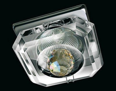 Купить Встраиваемый светильник Gumarcris  Crystal Spot Lights 1396CR