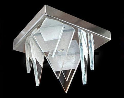 Купить Встраиваемый светильник Gumarcris  Crystal Spot Lights 2170CR
