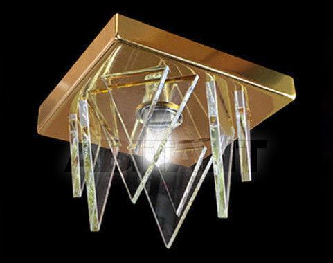 Купить Встраиваемый светильник Gumarcris  Crystal Spot Lights 2175OR