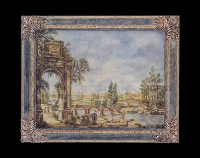 Купить Картина Stile Legno Momenti D'arte 1058
