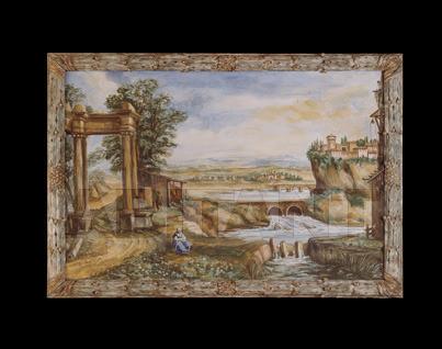 Купить Картина Stile Legno Momenti D'arte 1153
