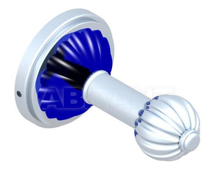 Купить Крючок THG Bathroom U1Q.517 Nizua cristal sapphire