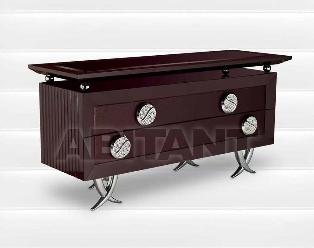 Купить Комод Isacco Agostoni Contemporary 1304 SIDEBOARD WITH 2 DRAWERS