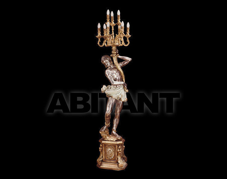 Купить Торшер Stile Legno Momenti D'arte 8075SX/A