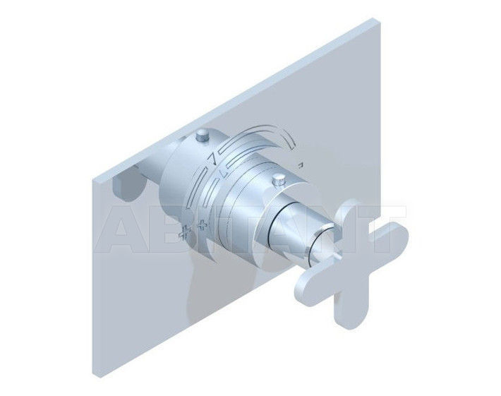 Купить Смеситель термостатический THG Bathroom A6A.5100B Profil métal