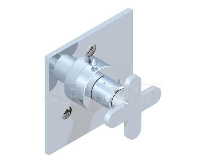 Купить Переключатель THG Bathroom A6A.49/3VM Profil métal