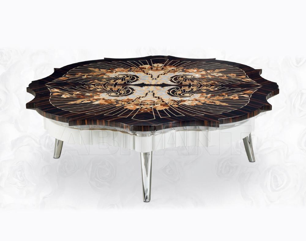 Купить Столик кофейный Isacco Agostoni Contemporary 1348 ROUND CENTRAL COFFEE TABLE