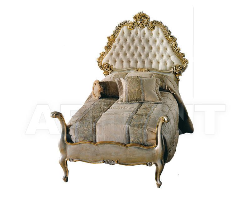 Купить Кровать Stile Legno La Notte 9078/C